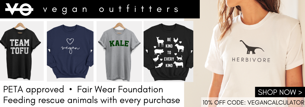 vegan outfitters clothing